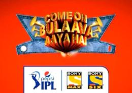 Pepsi IPL on Sony Max and Six